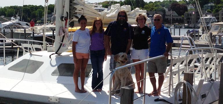 Charter Sailboat Rental