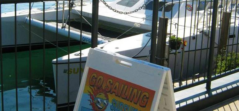 Sail Lake Michigan With Sunshine Charters